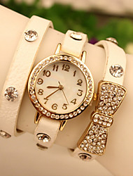 Time Story Fashion Diamante Beacelet Watch
