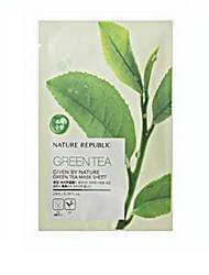 Nature Republic GIVEN BY NATURE Green Tea Mask Sheet - 1 piece