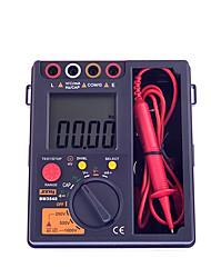 LCD digitale display isolatieweerstandstest meter multimeter 1000v megger szbj bm3548