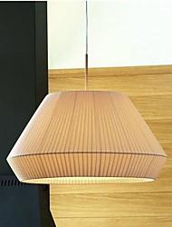 semplici lampade pendenti panno caldo