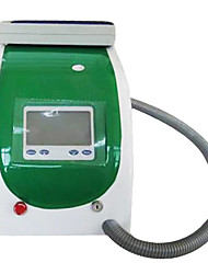 Green Q Switch Laser Tattoo and Eyebrow Tattoo Removal Machine