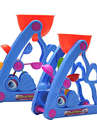 Waterwheel Beach Water Toys(6PCS,Random Color)