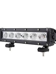 dy-SC1060 60w 4800lm 6000K 12-CREE LED weißes Licht Flutstrahl Geländelampe (10-30 V DC) (schwarz)