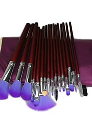 Light Purple Makeup Brush Set