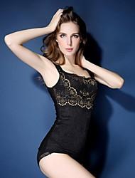 dentelle jacquard corset shapewear