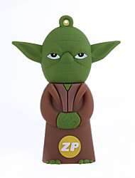 carácter yoda zp usb 16gb pen drive Flash