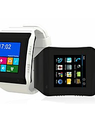 New Arrival Dual-core 1.2G 3G Android 4.4 OS Smart Watch Phone EC720(GPS,WIFI,GSM,WCDMA,Camera)
