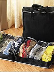 Sacos de Sapatos Têxtil comCaracterística é Viagem , Para Sapatos