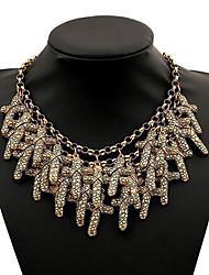 Women's Fashion Multi-level Alloy Necklace