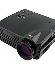 320x240 500 LM Mini Home Entertainment LCD Projector with HDMI Input