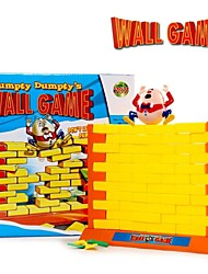 Fun Indoor Play Parent Child Interaction Humpty Dumpty's Wall Table Educational Toys for Children