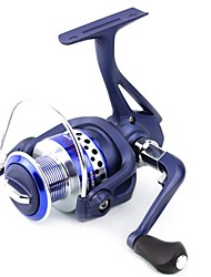 Carrete de la pesca Carretes para pesca spinning 5.1:1 Rodamientos de bolas -Manos / Intercambiable / ZurdoPesca de Mar / Pesca al
