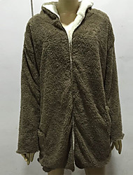 Women's Coats & Jackets Casual Long Sleeve