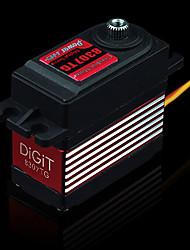 macht hd-8307tg 8.5kg metal gear digitale servo futaba jr