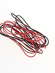 (Red + Black) Wires, Circuit Boards Fly Line One meter