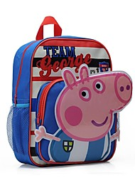 Peppa Pig Family George and Pepe Cute 3D Schoolbag
