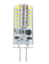 Bombillas LED de Mazorca T G4 3W 48 SMD 3014 170 LM Blanco Natural DC 12 V