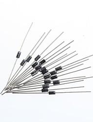 retificador de diodo 1N4004 (100pcs)