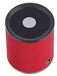 Aoluguya B2132 Mini Portable Subwoofer Bluetooth V3.0 and EDR Speaker with Mic., TF