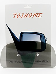toshome pellicola anti-riflesso per specchietti retrovisori esterni per benz Classe R 2009-2010