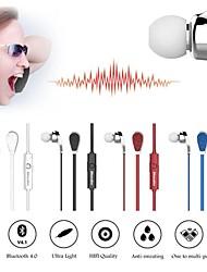 modelo n2 bluedio Bluetooth 4.1 headphone esporte estéreo fone de ouvido bluetooth in-ear wireless para iphone6 e outros