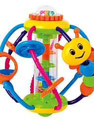 Baby Training Ball Clack And Slide Activity Ball Toy 0-12 Month Kid Training Toy