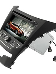 Android 7-inch 2 Din TFT Screen In-Dash Car DVD Player For Ssangyong  Korando With BT, GPS,RDS,IPOD,WIFI,DVB-T