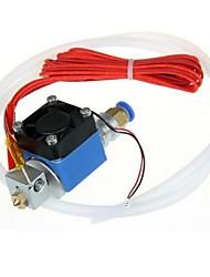 металл JH с охлаждающей патронного нагревателя вентилятора и ПТФЭ трубы 3d аксессуары для принтеров gt039