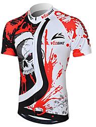 deus da morte moto super cool manga curta camisa de ciclismo para homens