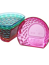 Dazzle Colour Multi-Function Receive With Dried Fruit Bowl/Snack Plate Set OF 2