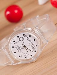 Wanbao lindo bracelete tuzki relógio infantil