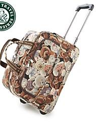 Daka Bear® viajero equipaje de rodadura maleta luz set de viaje bolso de mano clásico