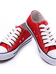 женская обувь круглого Toe моды кроссовки обувь