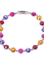 come 925 braccialetto pietra gioielli
