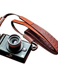 Funper Nex5 Gf1 Ep1 Ep2 Handmade Cowhide Leather Camera Strap