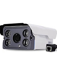 T802  960P 1.3MP HD Network Surveillance Camera IP/ 4 - IR LED,P2P Connect