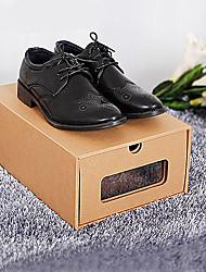 kraftpaper коробку для хранения ботинок 2 шт
