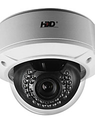 HDD® 1/3Inch SONY EFFIO 960H CCD 700 TVL Outdoor Vandalproof IR Dome Camera