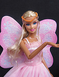 Princess Dresses For Barbie Doll Pink Dresses