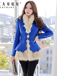 Pink Doll® Women's Piping Detail Fashion Elegant Coat