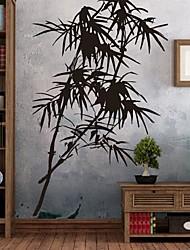 adesivos de parede adesivos de parede, parede de bambu pvc moderno stickers