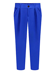 YOULANYASI®Women's Simple Joker Skinny Long Pants