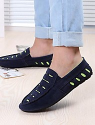 Men's Shoes Comfort Flat Heel Loafers Shoes More Colors available
