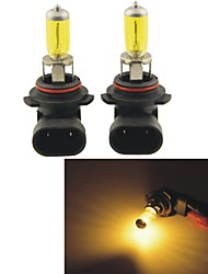 Carking™KOBO 9006 12V 100W 3000K 550LM Yellow Light Car Halogen Headlight(2 CPS)