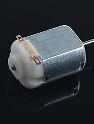 DC Toy Motor DIY Small Production Motor 3V-6V Four-Wheel Motor Micro Motor Square