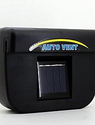 montar janela movido a energia solar ar-vent ventiladores de refrigeração para veículos