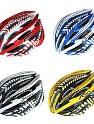 aidy patrón de rayas adulto almohadilla de esponja correa ajustable para la cabeza de la bicicleta de seguridad al aire libre en bicicleta casco de