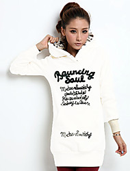 Women's Letters Print Hoodies(More Colors)