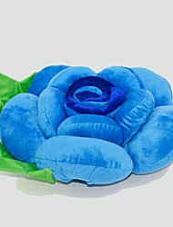 "11.8"" Mini Stereo Rose Pillow Home Decor"
