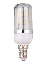 Ampoule Maïs Gradable Blanc Chaud E14 7 W 120 SMD 3014 840 LM 2800-3200 K AC 85-265 V